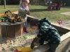 zandbakplezier